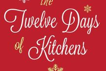 12 Days of Kitchens / We're doing a countdown of some of our favourite kitchens and brands in the lead up to Christmas