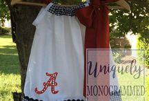 college spirit dresses