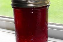 Making jelly or jam