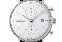 Homage Watches: Junghans Max Bill / All the homage watches to the beautifull Junghans Max Bill. Please let me know of you found one which is not in this board!