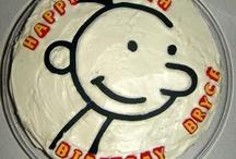 Diary of a Wimpy Kid Birthday