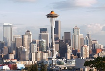 The Pacific Northwest / Shots from around the town of Seattle, WA and surrounding areas.