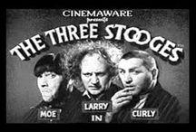 THE       THREE      STOOGES   /      N       MOVIES / by James Webb