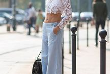 Crop Top Trend / Beautiful!