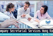 Company Secretarial Services Hong Kong / Hong Kong is the perfect city for foreign entrepreneurs who are seeking to start their business. We provide professional corporate secretarial services in Hong Kong.