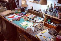 Arte estúdio