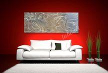 Wall Art Ideas / by Devon Wiest
