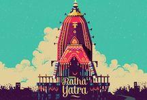 Ratha Yatra inspiration