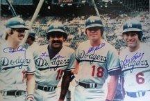 LA Dodgers / by Rich Leon