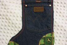 Sew : Christmas Stockings