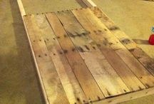 Pallet/ Barnwood projects