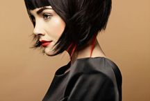 Haircut inspiration... / ...for short straight hair