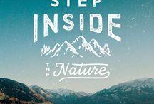 Nature / mountains, nature, landscape