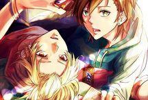 Zetsuen no Tempest / Mostly Mahiro