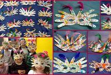 Karneval / masky