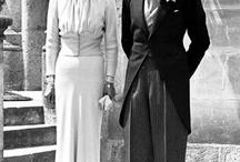BBB loves - Beautiful vintage and vintage-inspired wedding dresses / swooooooooon!
