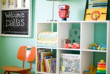 Gorgeous kids rooms / by Natalie Pearce