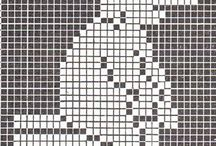 Filet Crochet / by Stephanie Sario
