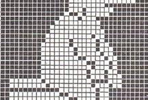 Filet Crochet / by Stephanie Sario