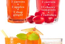 natural juice recipes