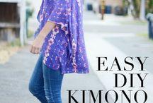 Kimono pattern in 30 minutes