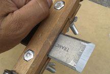 chisels sharpening