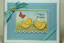 Cards-Easter / by Cindy Hehmann
