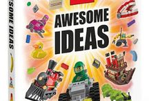 LEGO® Awesome Ideas Hardcover will released in September– 1 Sep 2015