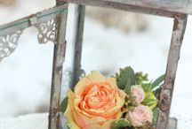 Valerie & Carl / Wedding flower inspiration