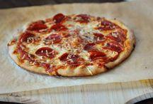 pizza, pie