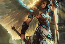 Angels warriors