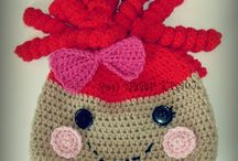 Crochet (Kids Hats)