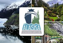 Alaska Incentive Trip 2018 / While some people at my age are retiring I'm earning my way to Alaska this year.  An all expense paid cruise for two.  What a great perk for doing what I love...playing with paper and ink!  Want to come with me?  Join Stampin' Up! and the Happy Heart Stampers and we can earn it together!