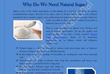 Why Do We Need Natural Sugar?