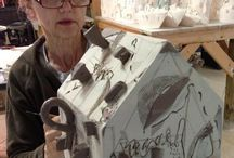Barbara Strassberg / The work of Barbara Strassberg