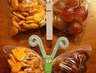 Clever kids snacks
