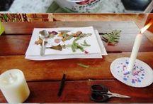 Crafts - Kaarsen maken