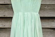 My dresses et al