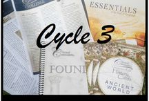 Classical Conversations cycle 3 / by Angie Dunham