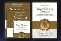 "Manage Your Money God's Way … WHAT??? / When we tell individuals we run a ministry to teach people how to manage money God's way, they usually look at us like we have three heads. And many listeners to our Radio show on Breadbox media ask ""What does the Compass Catholic show title Manage Your Money God's Way mean?""  The answer may surprise many people.    http://compasscatholic.org/manage-money-gods-way/"