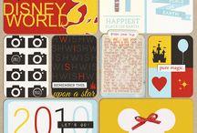 Disney pocket pages