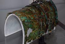 segmentpantser (Newstead armguard)