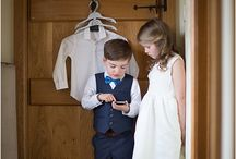 Wedding | The Little Ones / Flower girls, bridesmaids, page boys or just little guests...this board is for them!