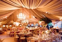 7 Ways To Drape Your Reception Space