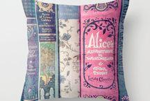Aliza book theme ideas bedroom
