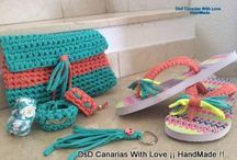 DsD Canarias With Love / HandMade de trapillo