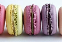Macarons Parisiens / by Marie Paul