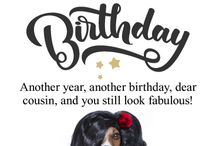 Funny Birthday Cards for Cousin