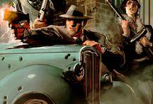 mafia et gang