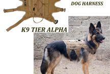 Vest tattici per cani